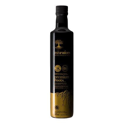 Mis Raíces PREMIUM ROOTS    |   EVOO 500 ml