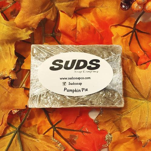 Pumpkin Pie Soap Bar