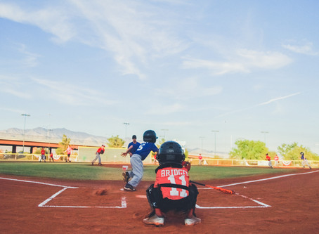 Toddlers, Transitions & The World Series