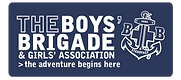 Boys' Brigade Blue Boxed Logo