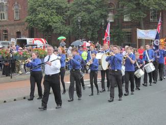 South Tyneside Summer Festival Parade