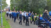 Battalion Church Parade
