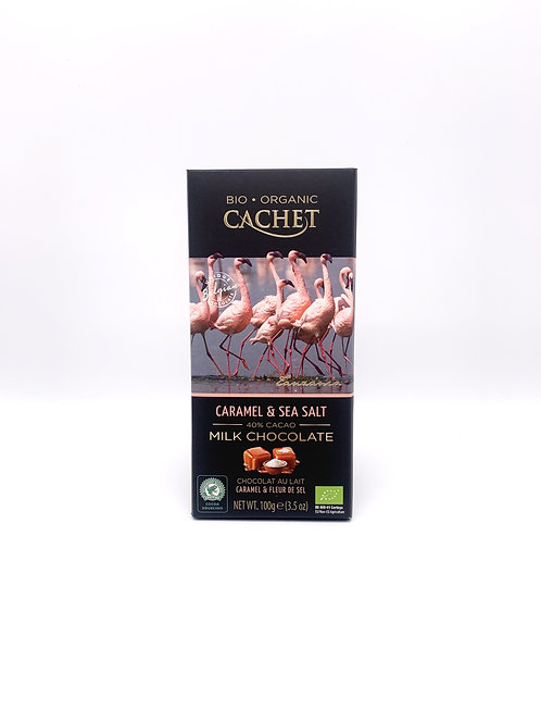 Caramel & Sea salt Chocolate