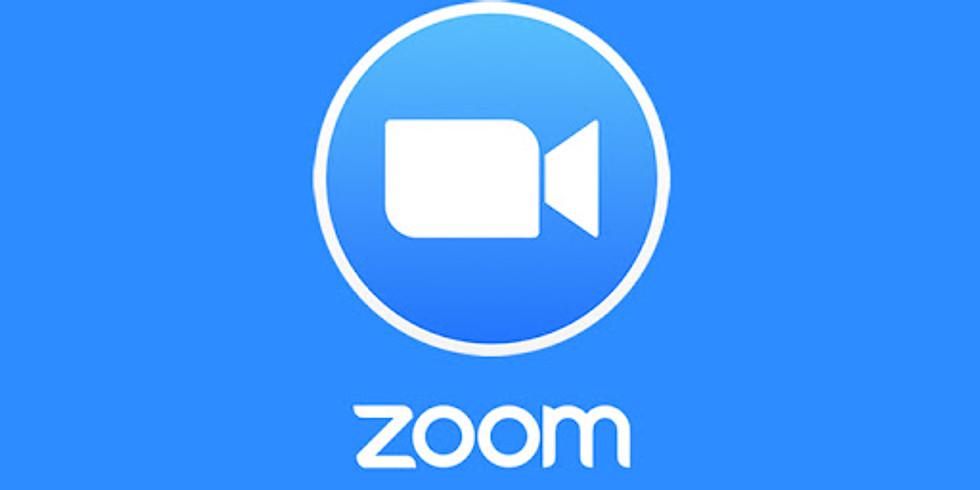 ASAM Zoom Meeting 3 February 2021