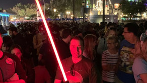 Flying Solo: My Journey to Galaxy's Edge