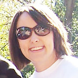 Amy Barnes, Chief Program Officer