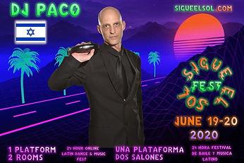 Sigue el sol Paco live.jpg