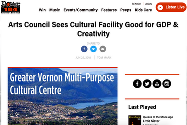 Greater Vernon Multi-Purpose Cultural Centre