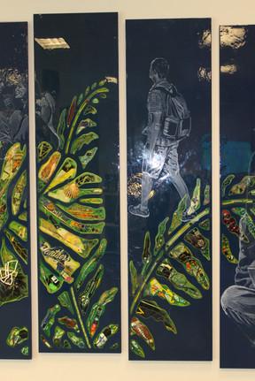 VSS Panel Mural detail
