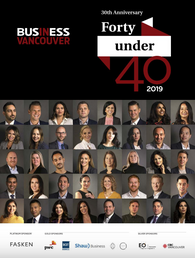 Amanda Shatzko BC Top 40 under 40