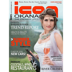 Icon Okanagan Magazine