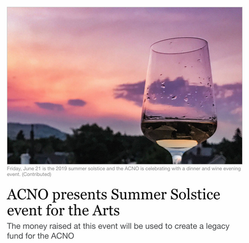 Arts Council of the North Okanagan