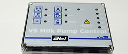 Variable Speed Milk Pump Control