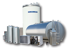 Mueller Milk Cooling Systems