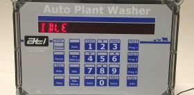 Automatic Plant Washer