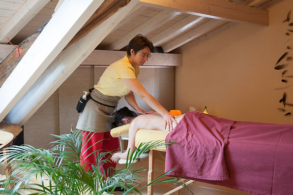 Espace massage bien-être à Vinay