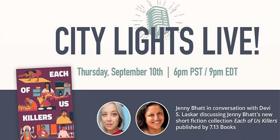 Conversation with Jenny Bhatt
