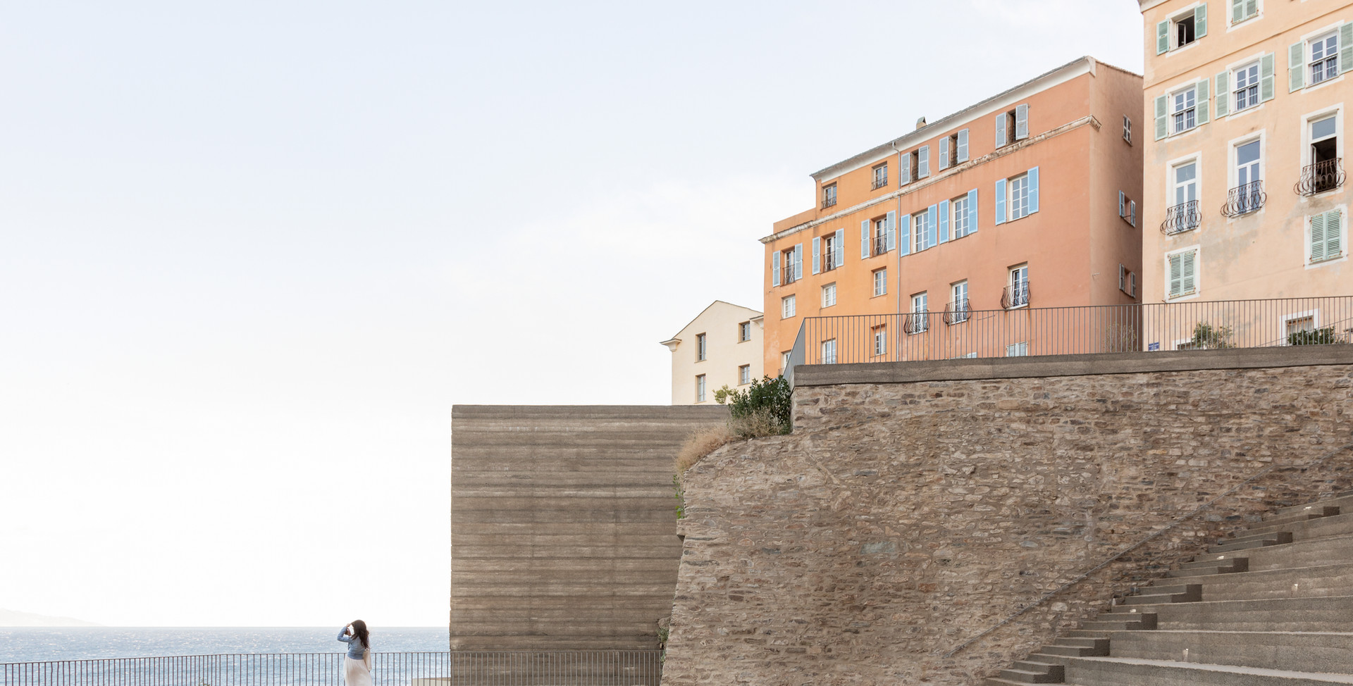BUZZO SPINELLI ARCHITECTURE     ANTOINE DUFOUR ARCHITECTES