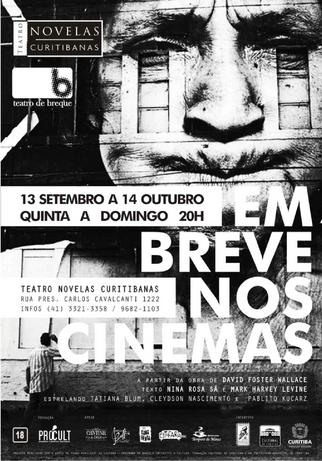 Em breve nos cinemas | Teatro de Breque