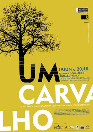 Um Carvalho | Teatro de Breque