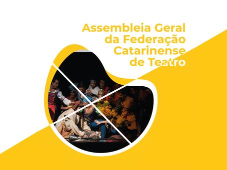 Convocatória para Assembleia Geral 2020