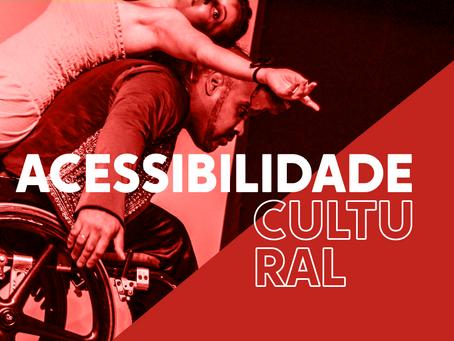 #OPontoÉ | Acessibilidade Cultural