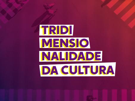 #OPontoÉ | Tridimensionalidade da Cultura