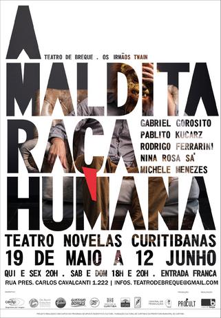 A Maldita Raça Humana | Teatro de Breque