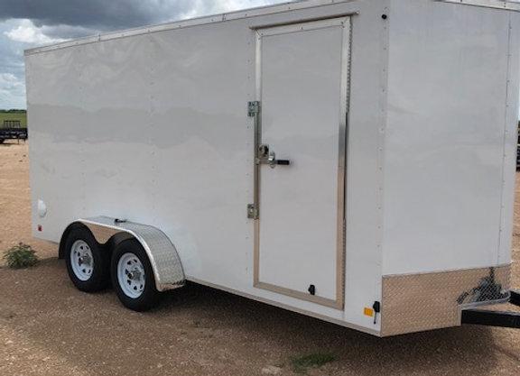 7x16x6.5 7k Ramp Door