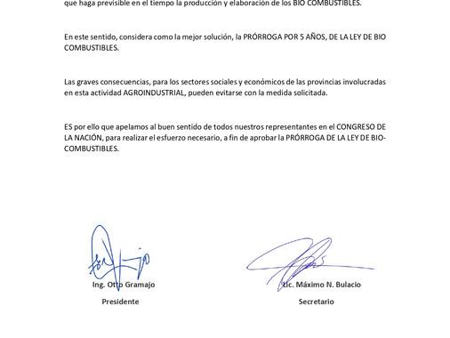 COMUNICADO DE PRENSA - CACTU