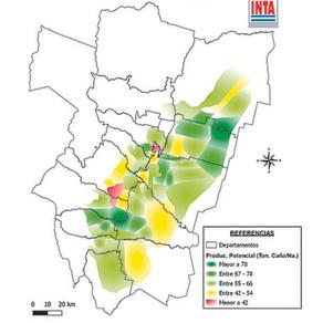 Informe del INTA: el desarrollo de los cañaverales presenta una fuerte heterogeneidad