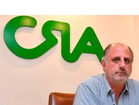 (Extrema Unción del campo) según CRA. Una medida del BCRA frenó la venta de insumos al agro.