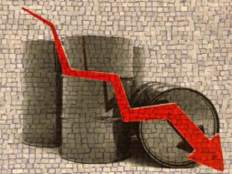 Efecto cuarentena: producción de petróleo cayó 9,2%