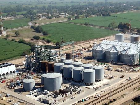 La producción de Bioetanol aumentó un 2,6% en febrero