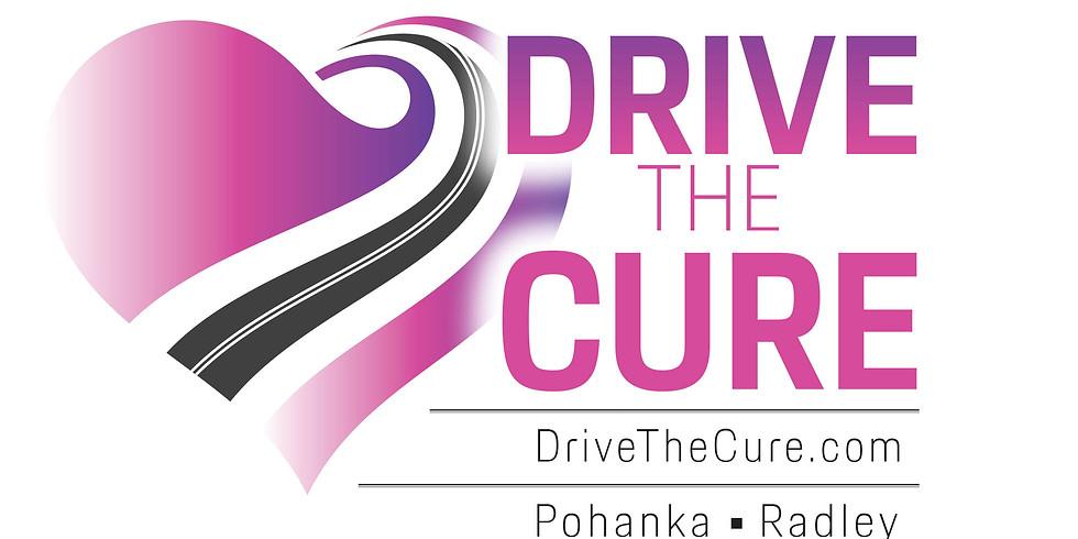 Drive The Cure Kickoff at WBQB