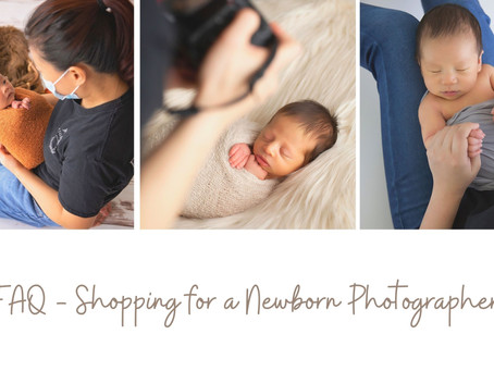 How to shop for a Newborn Photographer?