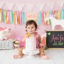 Cake Smash Photography Girls