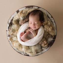 Newborn Photography Boys
