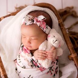 Newborn Photography Girls