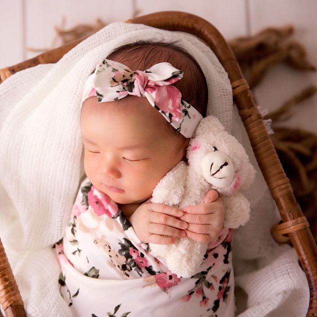 Newborn Photography Girls