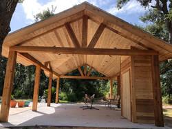 Cedar Pool House
