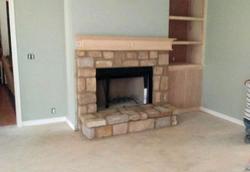 Stone/Wood Work