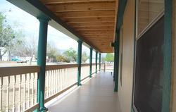Entrance Deck