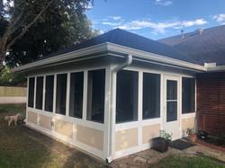 Backyard Sunroom