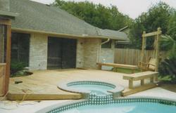Pool Side Seating