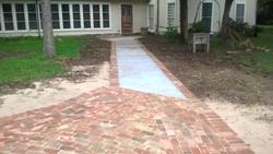 Stone/Cement Work