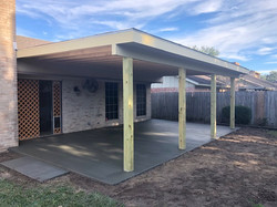 Patio & Concrete Work
