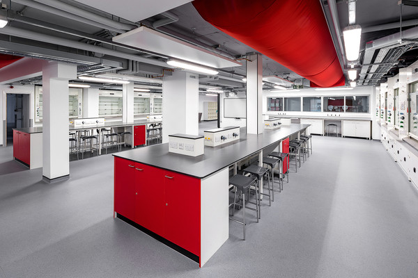 Sheffield Hallam Laboratory Facilities