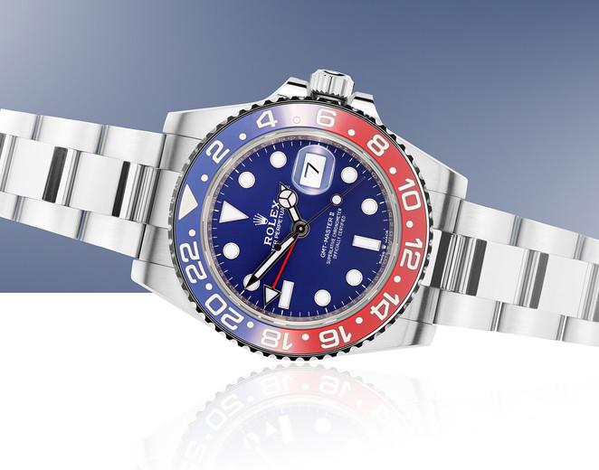Rolex GMT Master 2 Watch