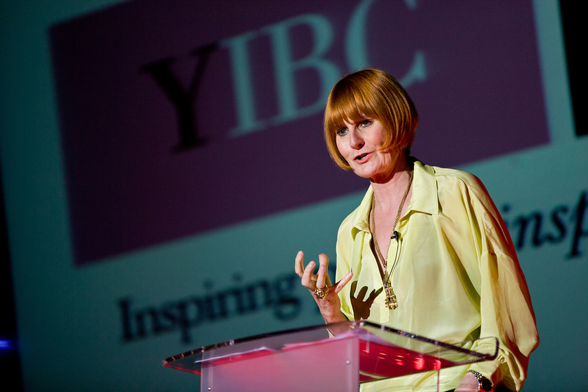 Mary Portas - English Retail Consultant and Broadcaster